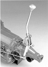 LOKAR TH400 Tail Mount AT shifter 6-12 inch
