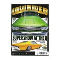 LOWRIDER Magazine Vol.41 Issue 11 November 2019
