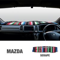 MAZDA Original Serape Dashboard Covers (Dashmat)