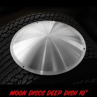 MOON Wheel Discs Deep Dish 10inch