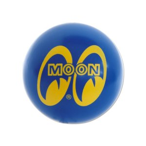 Photo2: Royal Blue MOON Antenna Ball