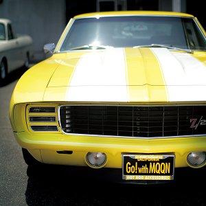 Photo3: MOONEYES California Steel License Plates Go! with MQQN