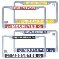 MOONEYES Santa Fe Springs License Frame