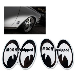 Photo1: MOON Equipped Magnet Fender