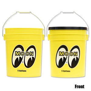 Photo2: MOON Bucket (5 Gallons) Yellow