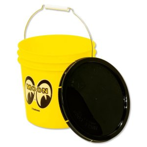 Photo4: MOON Bucket (2 Gallons) Yellow