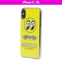 Checker Flag iPhone X, XS Hard Case