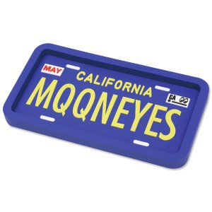 Photo3: MOONEYES California License Plate Rubber Tray