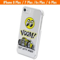 MOON VOOM iPhone8 Plus, iPhone7 Plus & iPhone6/6s Plus  Hard Case