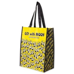 Photo4: MOON Eco Tote