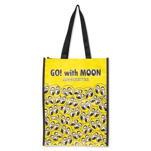 Photo3: MOON Eco Tote