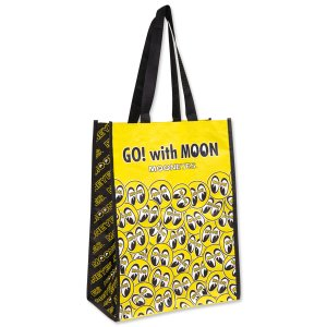 Photo2: MOON Eco Tote