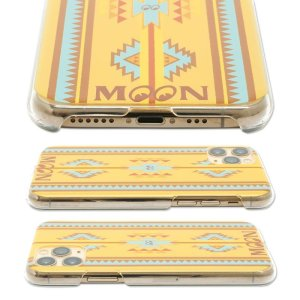 Photo3: MOON Ortega iPhone 11 Pro Hard Case