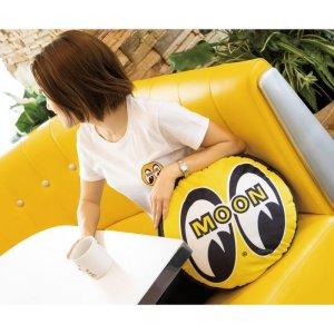 Photo2: MOON Eyeball Cushion
