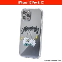 MOON Dice iPhone 12, 12 Pro Hard Case