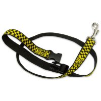 MOON Checker Doggy Lead