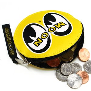 Photo2: MOON EYEBALL Coin Case