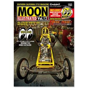 Photo1: Moon Illustrated Magazine Vol. 12