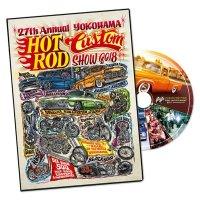 27th Annual YOKOHAMA HOT ROD CUSTOM SHOW 2018 DVD