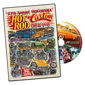 Photo1: 27th Annual YOKOHAMA HOT ROD CUSTOM SHOW 2018 DVD