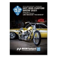 30th Anniversary YOKOHAMA HOT ROD CUSTOM SHOW 2021 Poster Ver. M/C & Car