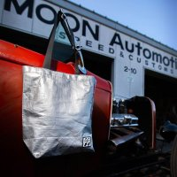 MOON Equipped 2 Way Tarp Tote