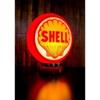 Gas Globe Lamp