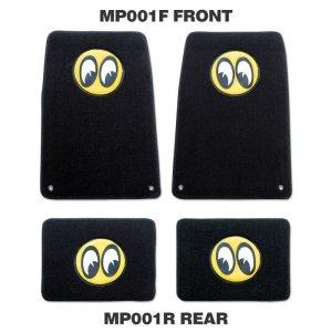 Photo5: MOONEYES Universal Floor Mat w/Logo Front type