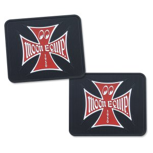 Photo1: MOON Equipped Iron Cross Utility Mat