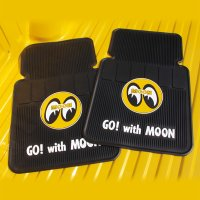 MOONEYES Rubber Floor Mat