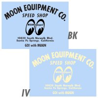 MOON EQUIPMENT SPEED SHOP DECAL
