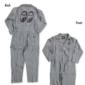 Photo2: MOON Equipped Coverall FS (Long Sleeve)