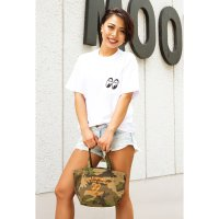 Speed Shop Camouflage Lunch Tote Bag