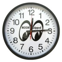 MOON Equipped Giant Wall Clock 16""