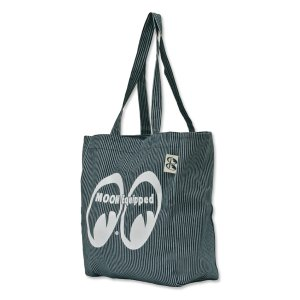 Photo2: MOON Equipped Tote Bag
