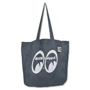 Photo5: MOON Equipped Tote Bag