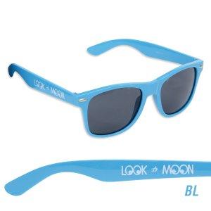 Photo3: MOON Equipped Retro Sunglasses