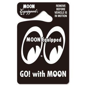 Photo2: MOON Equipped Eyeshape Parking Permit