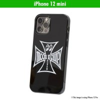 MOON Equipped Iron Cross iPhone 12 mini Hard Case