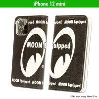 MOON Equipped iPhone 12 mini Flip case