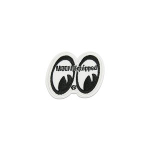 Photo1: MOON Equipped Eyeshape Patch (4cm)