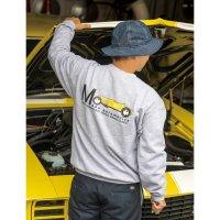 MOON Equipped Yellow Roadster Sweatshirt
