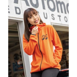 Photo1: MOON Equipped Dry Sweat Hoodie