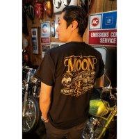 MOON Custom Cycle Shop T-shirt