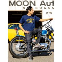 MOON Custom Cycle Shop T-shirt