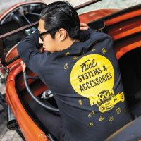 MOON Fuel System & Accessories Long Sleeve T-shirt