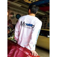MOON Equipped Blue Roadster Long Sleeve T-shirt