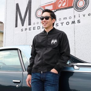 Photo1: MOON Equipped Mono Jacket
