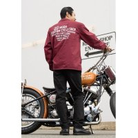 MOON Custom Cycle Shop Coach Jacket