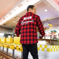 MOON Equipped Quilting Checker CPO Jacket